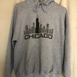Skyline hoodie